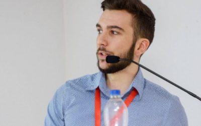 Interjú Korpa Krisztiánnal, a DCC 2021 előadójával